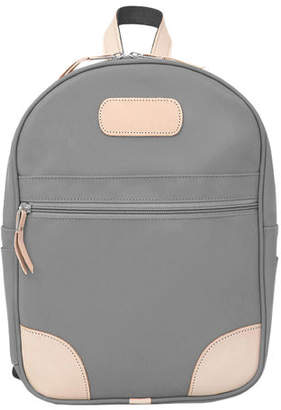 cd376f561c06f4 Grey Canvas Backpack - ShopStyle