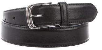 Georg Jensen Sterling Silver Buckle Belt