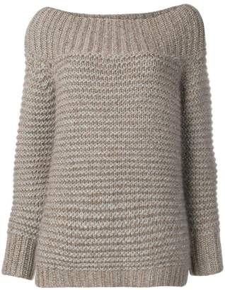 Fabiana Filippi off-shoulder sweater