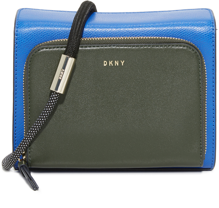 DKNY DKNY Bryant Park Pocket Cross Body Bag