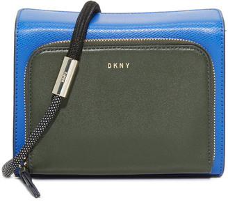 DKNY Bryant Park Pocket Cross Body Bag $228 thestylecure.com