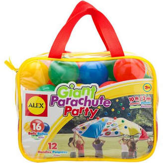 Alex 17-Piece Giant Parachute Party Set