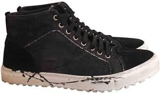 Antony Morato Cloth high trainers