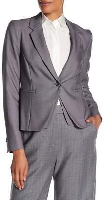 Hobbs London Lucinda Wool Blend Jacket