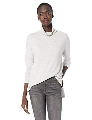 Lucky Brand Women's Long Sleeve Turtle Neck Sweater