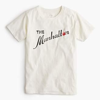 """J.Crew """"Manhattan"""" T-shirt"""