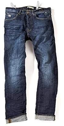 Blend of America He Rock Regular Fit Low-Waist Men's Jeans