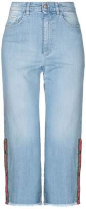 BERNA Denim pants - Item 42695640MK