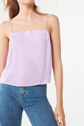 Urban Outfitters Debbie Square-Neck Tank Top