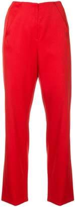 MM6 MAISON MARGIELA tailored straight-leg trousers