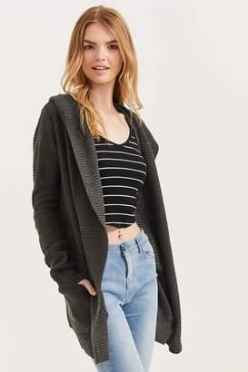 Ardene Long Knit Cardigan