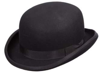Scala Wool Felt Bowler Hat