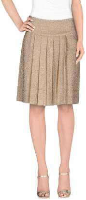 Moschino Knee length skirts - Item 35276143OI