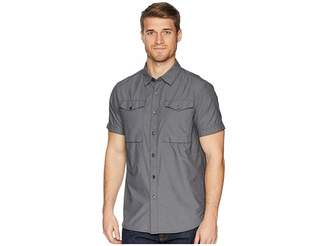 The North Face Short Sleeve Monanock Utility Shirt Men's Short Sleeve Button Up