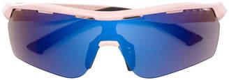 Stella McCartney Eyewear wide lens sunglasses