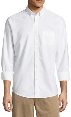 Arizona Long Sleeve Button-Front Shirt