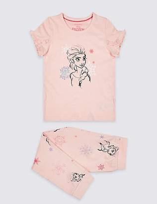 Marks and Spencer Disney FrozenTM Pyjamas (2-10 Years)