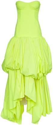 Natasha Zinko strapless voluminous gown