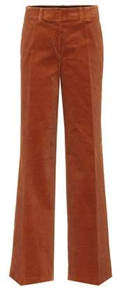 Tory Burch Tilda velvet trousers