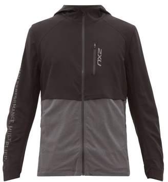 2XU Ghst Detachable Sleeve Jacket - Mens - Black