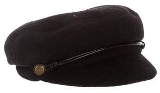 Eugenia Kim Wool Newsboy Hat
