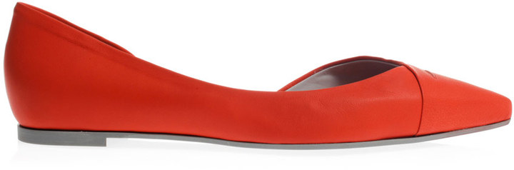 McQ by Alexander McQueen Point toe flat shoes