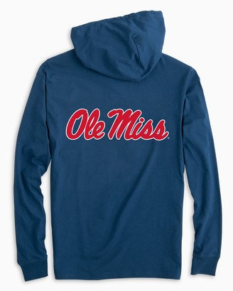 Southern Tide Ole Miss Rebels T-Shirt Hoodie