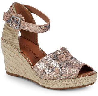 Gentle Souls Charli Wedge Sandal