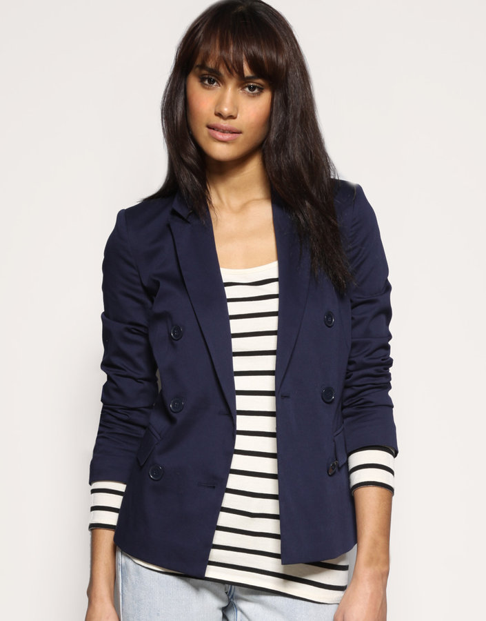 Oasis Double Breasted Blazer