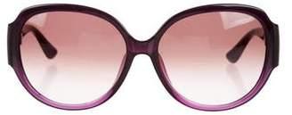 Salvatore Ferragamo Gancini Oversize Sunglasses w/ Tags