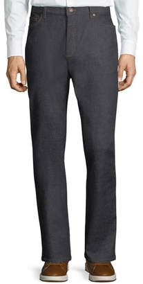 Ermenegildo Zegna Five-Pocket Denim Pants
