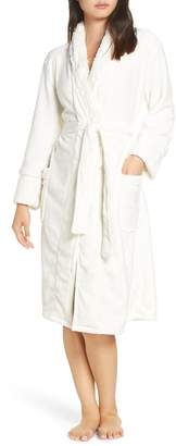 PJ Salvage Luxe Faux Fur Robe