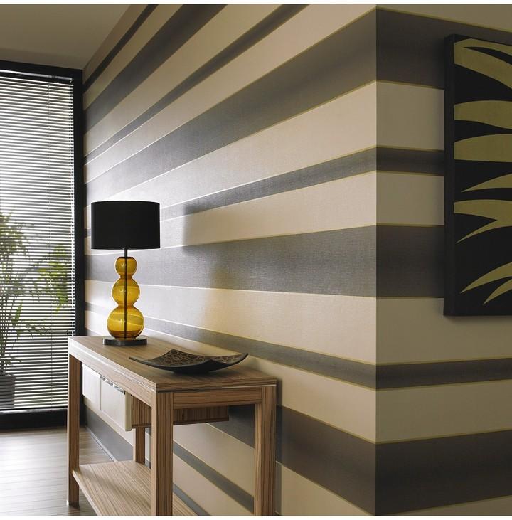 Graham & Brown Verve Stripe Wallpaper