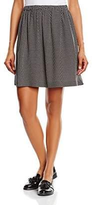 BZR Women's Ambre A-Line Checkered Skirt,(Manufacturer Size:34)