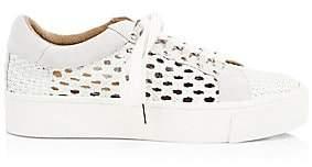 Joie Women's Handan Woven Platform Sneakers