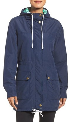 Women's Columbia Harborside(TM) Windbreaker Trench Coat $110 thestylecure.com