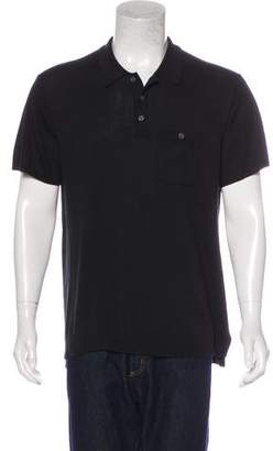 Todd Snyder Knit Polo Shirt