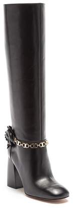 Tory Burch Blossom Leather Boot