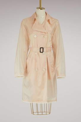 Prada Nylon trench coat