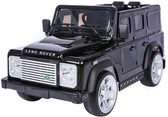 Blazin Wheels 1:4 Land Rover Defender Ride-On SUV