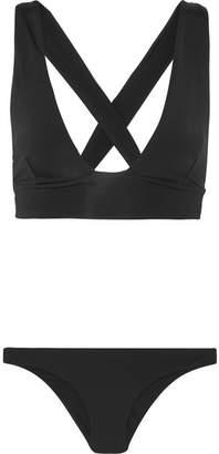 Haight - Multi-way Triangle Bikini - Black