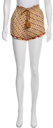 Blend of America Talitha Silk Printed Shorts w/ Tags