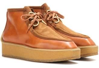 Stella McCartney Brody platform ankle boots
