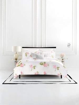 Kate Spade Humming 212 Thread Count Cotton Three-Piece Comforter Set