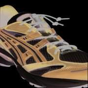 Fabrication Enterprises Elastic Shoe Laces With Cord-Lock, 1 Pair