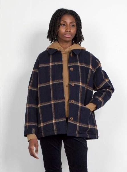 Fanny Check Jacket
