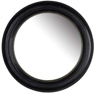 A&B Home Sable Round Wall Mirror, 22-Inch