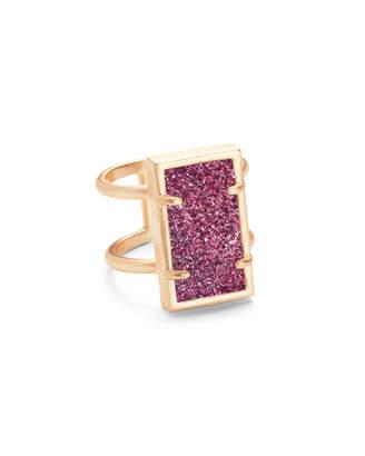 Kendra Scott Lennox Ring in Rose Gold