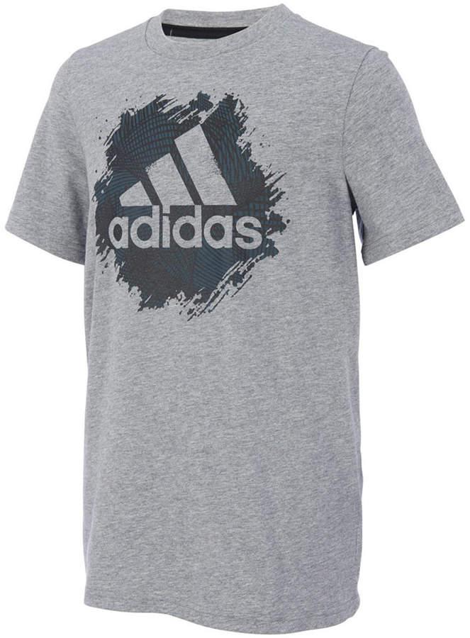 Logo-Print T-Shirt, Toddler Boys