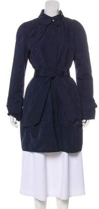 Nina Ricci Knee-Length Trench Coat